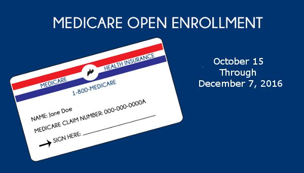 Medicare Open Enrollment 5 Things You Need To Do Mankato Times