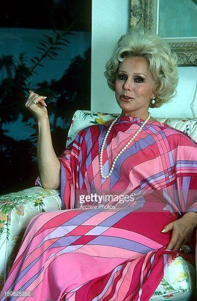 Eva Gabor circa 1970