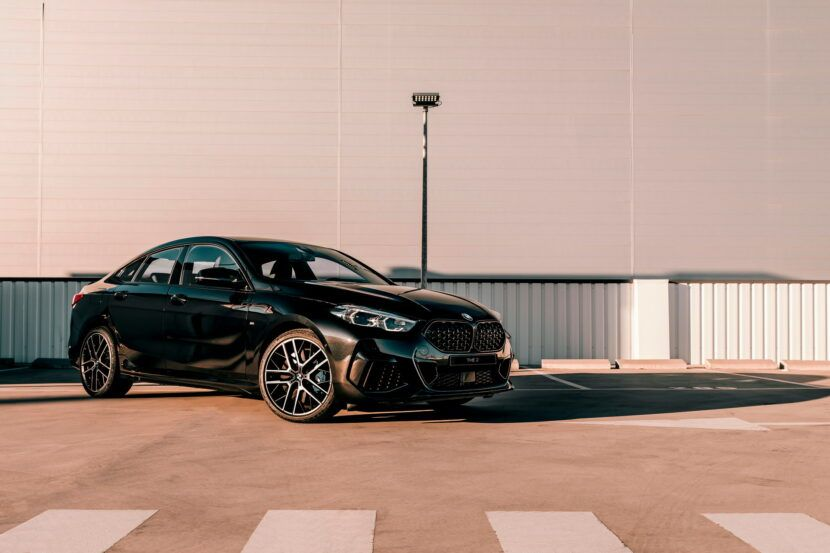 Bmw 2 Series Gran Coupe Black Shadow Edition Available In Spain