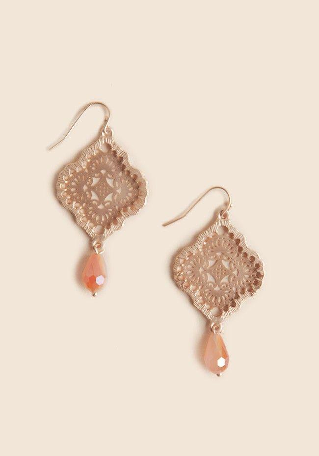 Montmartre Ornate Earrings