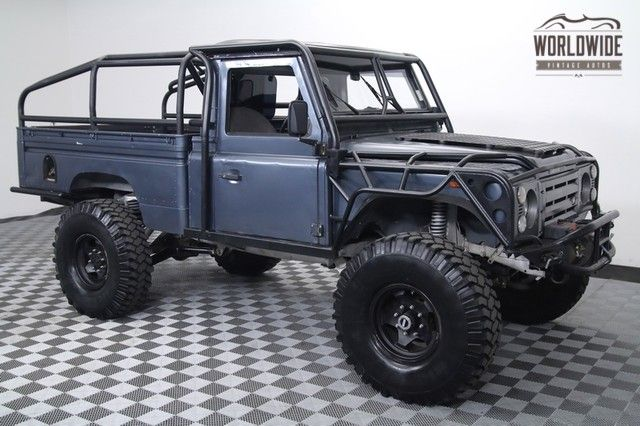 lr defender truck zoom zoom the off road edition pinterest