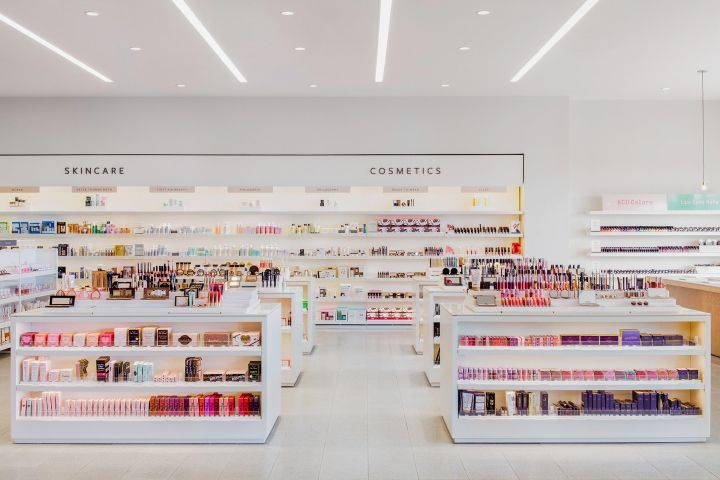 Beauty Brands Store Design And Identity By Kiku Obata Company Kansas City Missouri