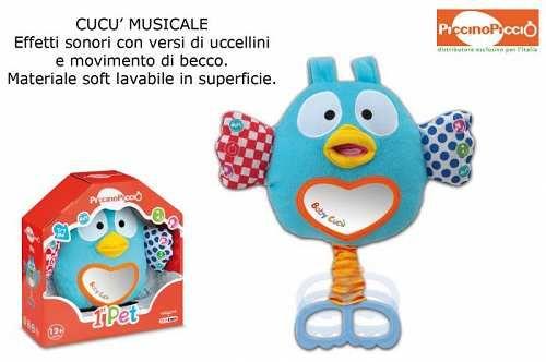 Prezzi e Sconti: #Bontempi cucu' musicale  ad Euro 14.11 in #Bontempi #Giocattoli giochi e giocattoli