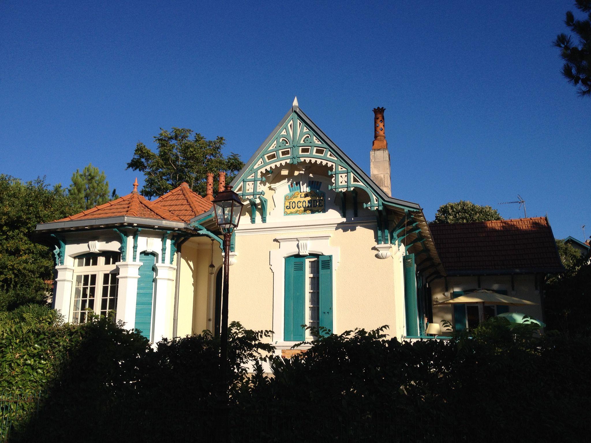 Arcachon Ville D Hiver Villa Joconde Arcachon Bassin D