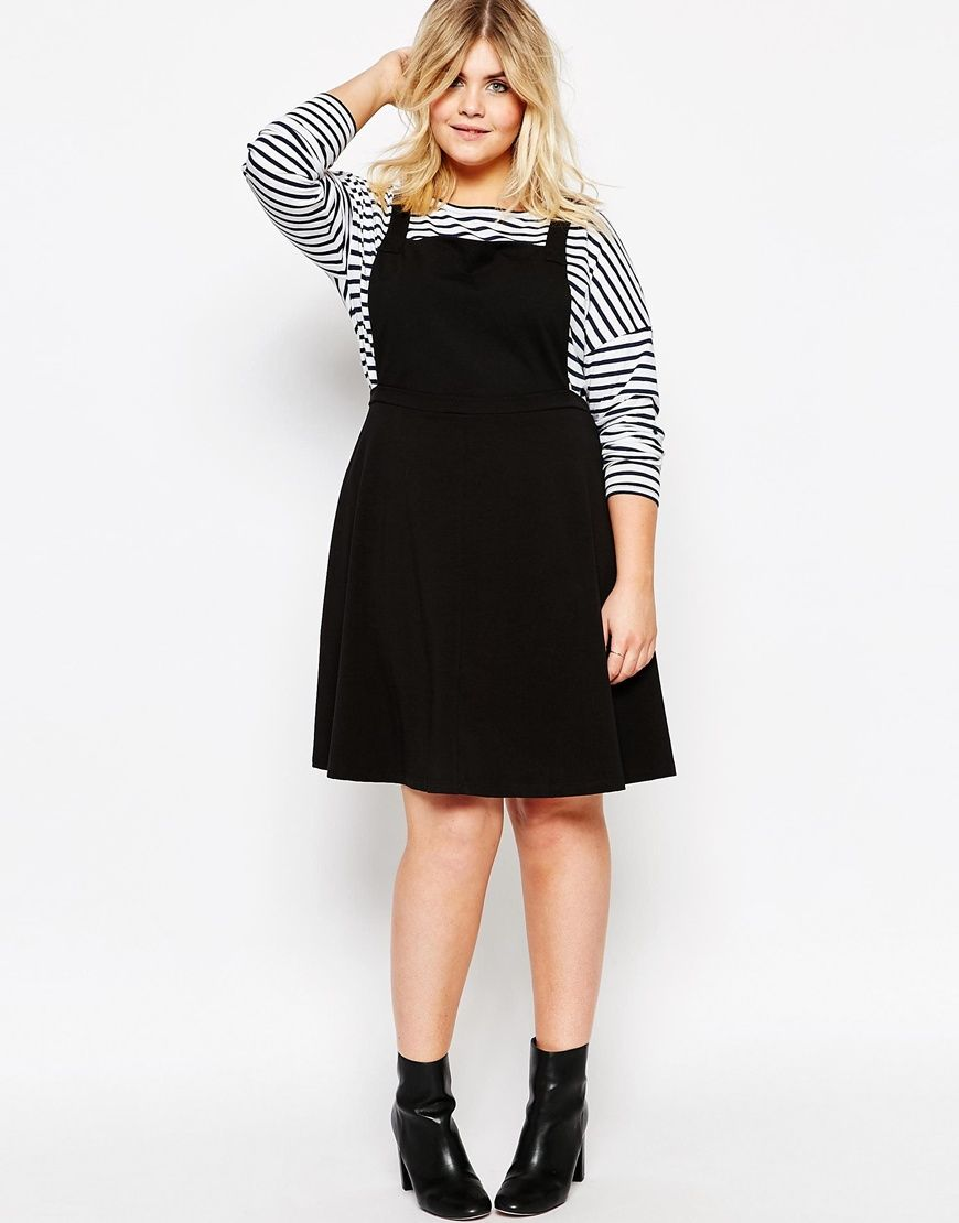 30+ Plus size pinafore dress info