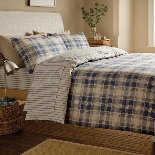 Cot Bed Duvet Cover White