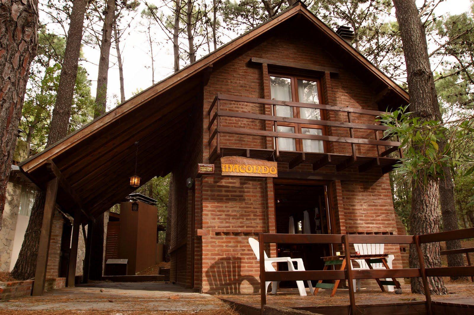 Caba as de madera organiza construcci n casa - Casas rurales de madera ...