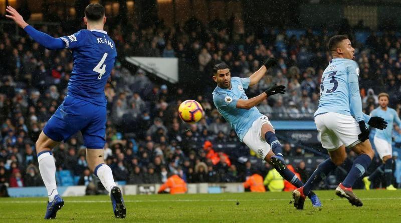 Manchester City vs Everton   Manchester city, Manchester ...