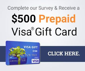 Complete Our Survey And Receive A 500 Prepaid Visa Gift Card Usa Visa Gift Card Prepaid Gift Cards Free Visa Card