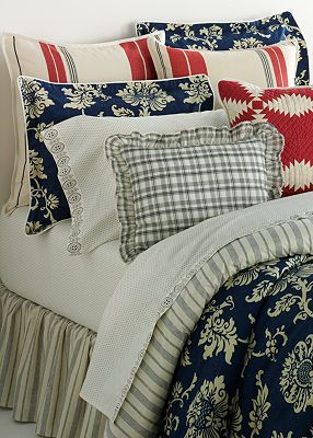 Riviera Home Collection Piumoni.Chaps Home French Riviera Bedding Coordinates Full Comforter Sets Duvet Sets Duvet Cover Sets