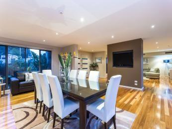 Kuva ruokasali suunnittelusta todellisesta Australian talossa - ruokasali valokuva 6973885