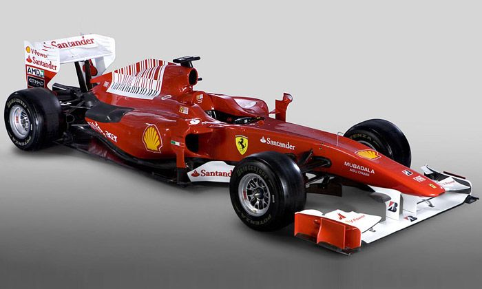 Ferrari Formule