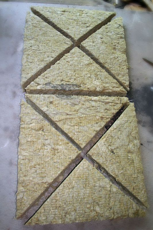 Aaron Young   DIY Acoustic Panels: SuperChunk Bass Traps ...