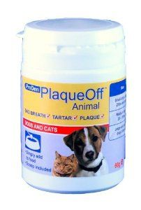 Amazon.com: Proden PlaqueOff Dental Care for Dogs and Cats, 60gm: Pet Supplies