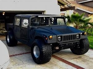 1993 Hummer H1 Humvee M998 Military Truck For In Santa Ana