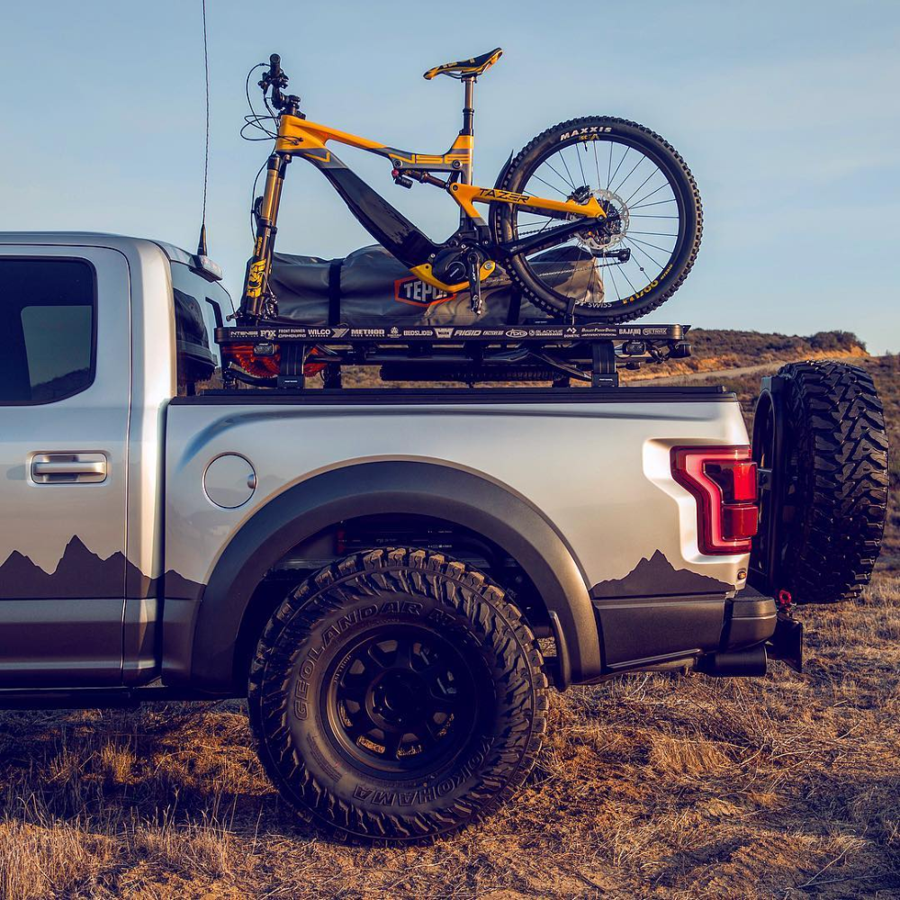Gen 2 Roof Bed Racks For Camping Page 2 Ford Raptor Forums Ford Raptor Ford Trucks Ford Racing