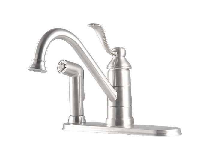 Treviso 1 Handle Kitchen Faucet