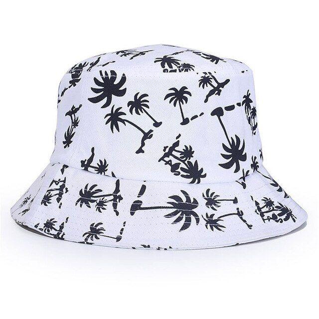 Boonie Bucket Hat Cap Cotton Fishing Brim Visor Sun Safari Marijuana Fitted Mens