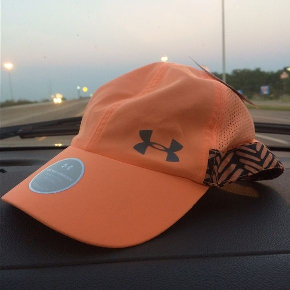 429ff7f0926 WOMENS under armour hat New with tags. One size fits all. Adjustable back  Under