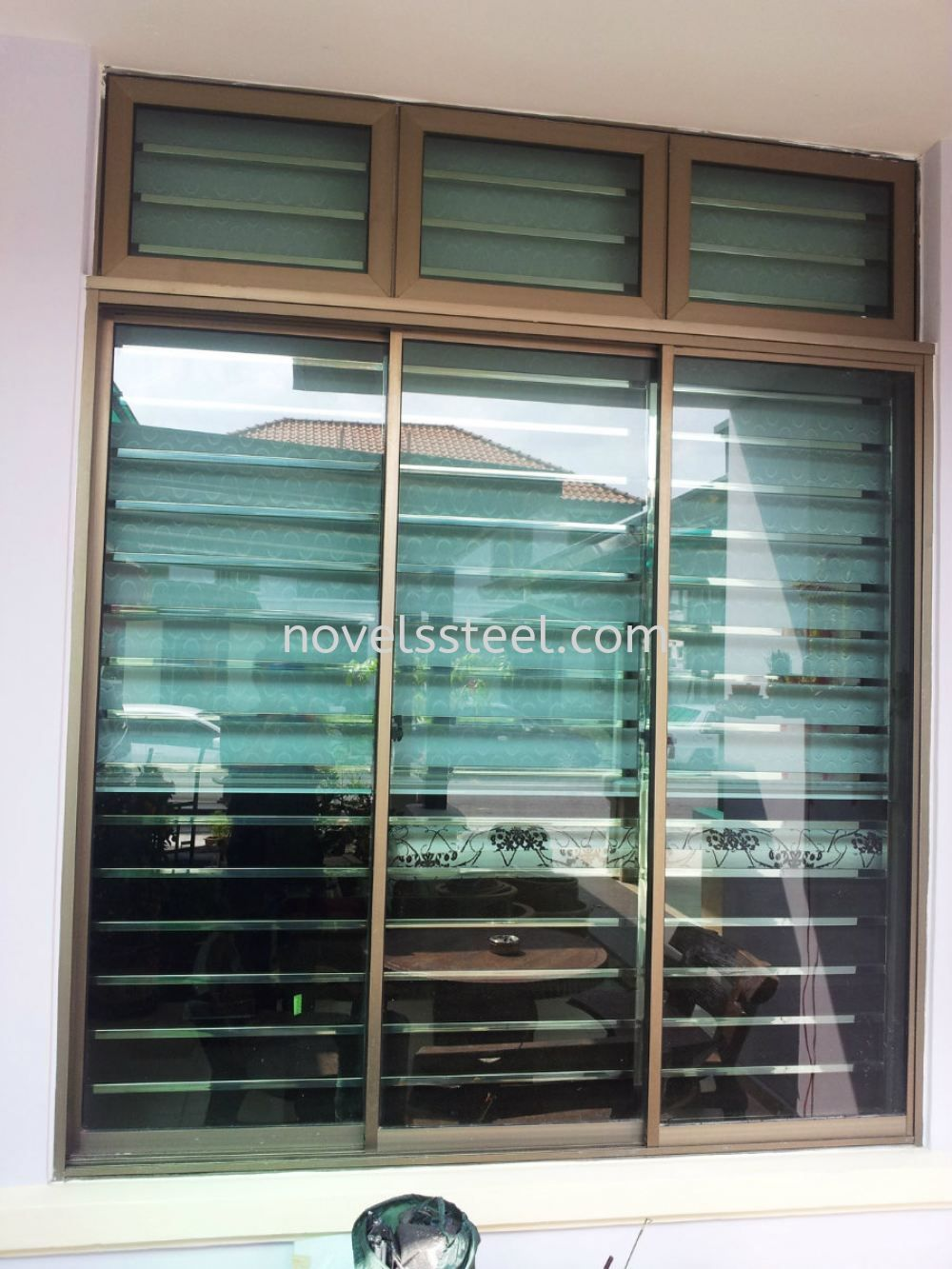 Stainless Steel Window grille 028 Stainless Steel Window grille ...