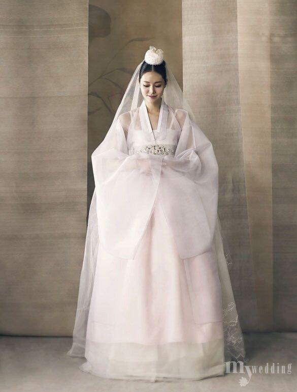 한복 Hanbok Korean Traditional Clothes Dress Modernhanbok