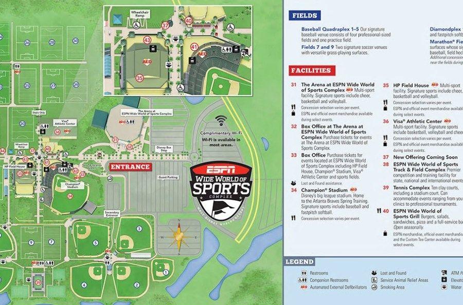 Espn Wide World Of Sports Map Kelly Does Life In 2020 Disney World Vacation Planning Disney World Disney World Vacation
