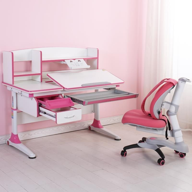 White Childrens Desk And Chair
