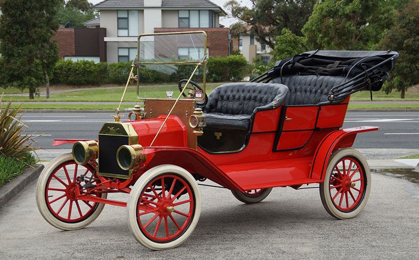 Famous 'Aussie' Model T for Shannons Melbourne May Auction - Shannons Club