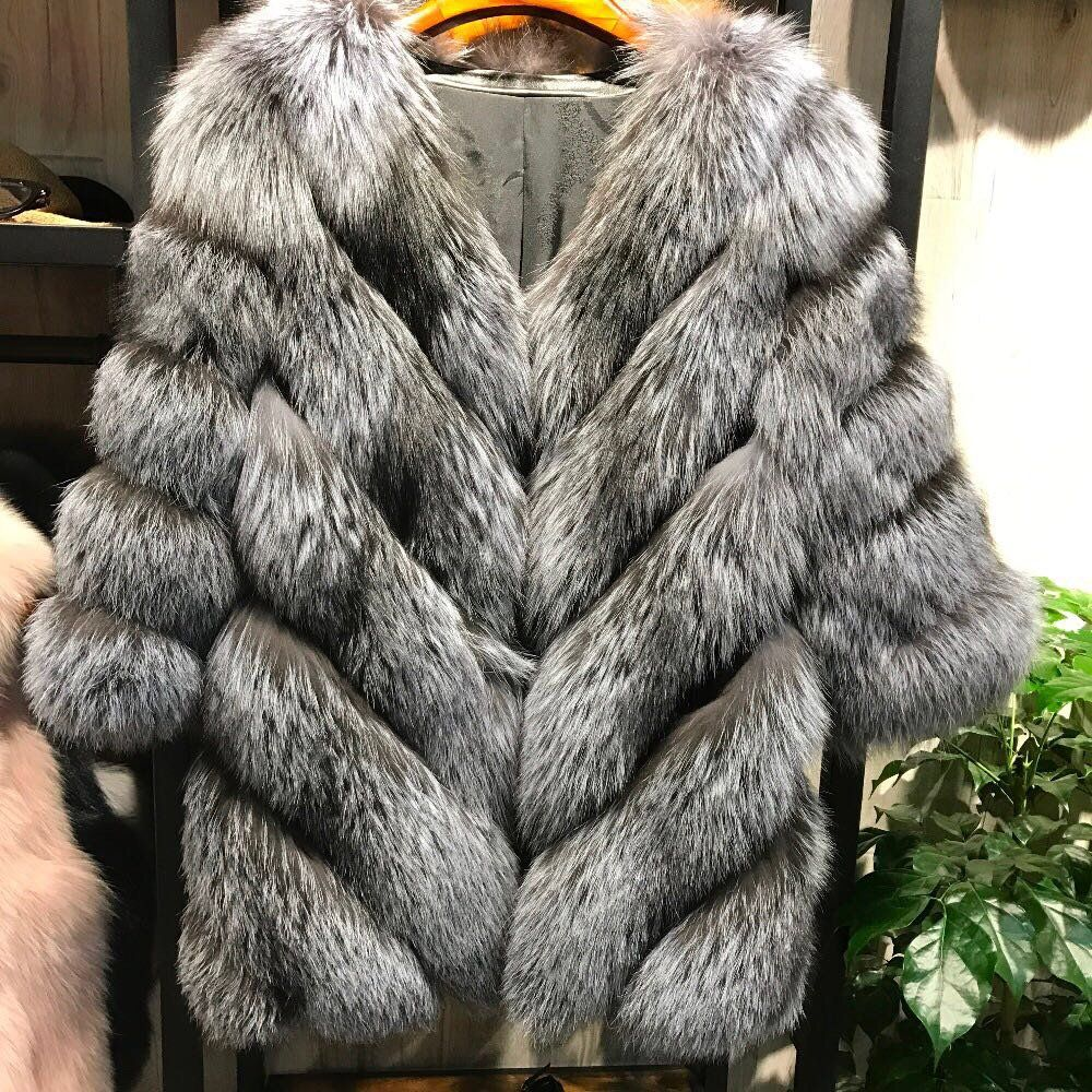 88826e93012 FOX FUR TWISTED COAT FOSSIL | M A Y F U R S | Wants - Fall/Winter ...
