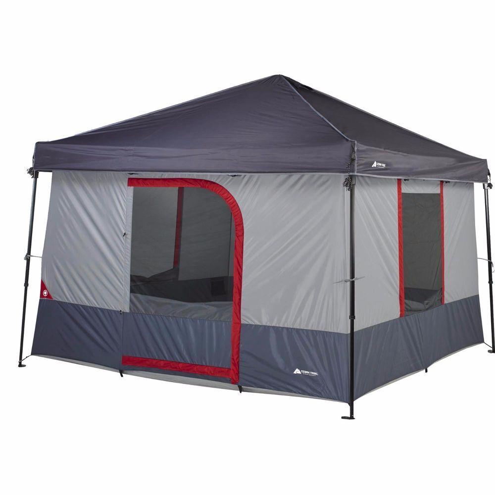 Ozark WMT-251084 Trail 6-Person 10u0027 x 10u0027 Connectent for Canopy Tents- Red  sc 1 st  Pinterest & Ozark WMT-251084 Trail 6-Person 10u0027 x 10u0027 Connectent for Canopy ...
