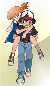 Ash & Misty :) | Pokémon, Immagini pokemon, Immagini