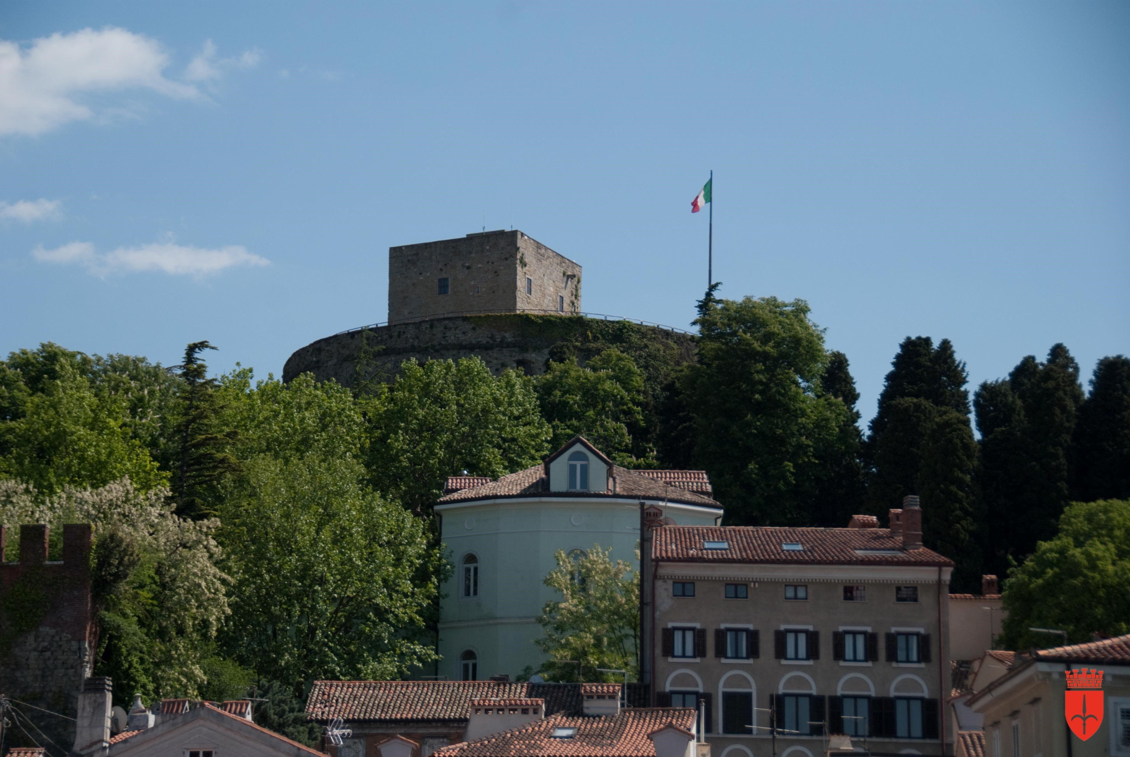 Castello di San Giusto Castello