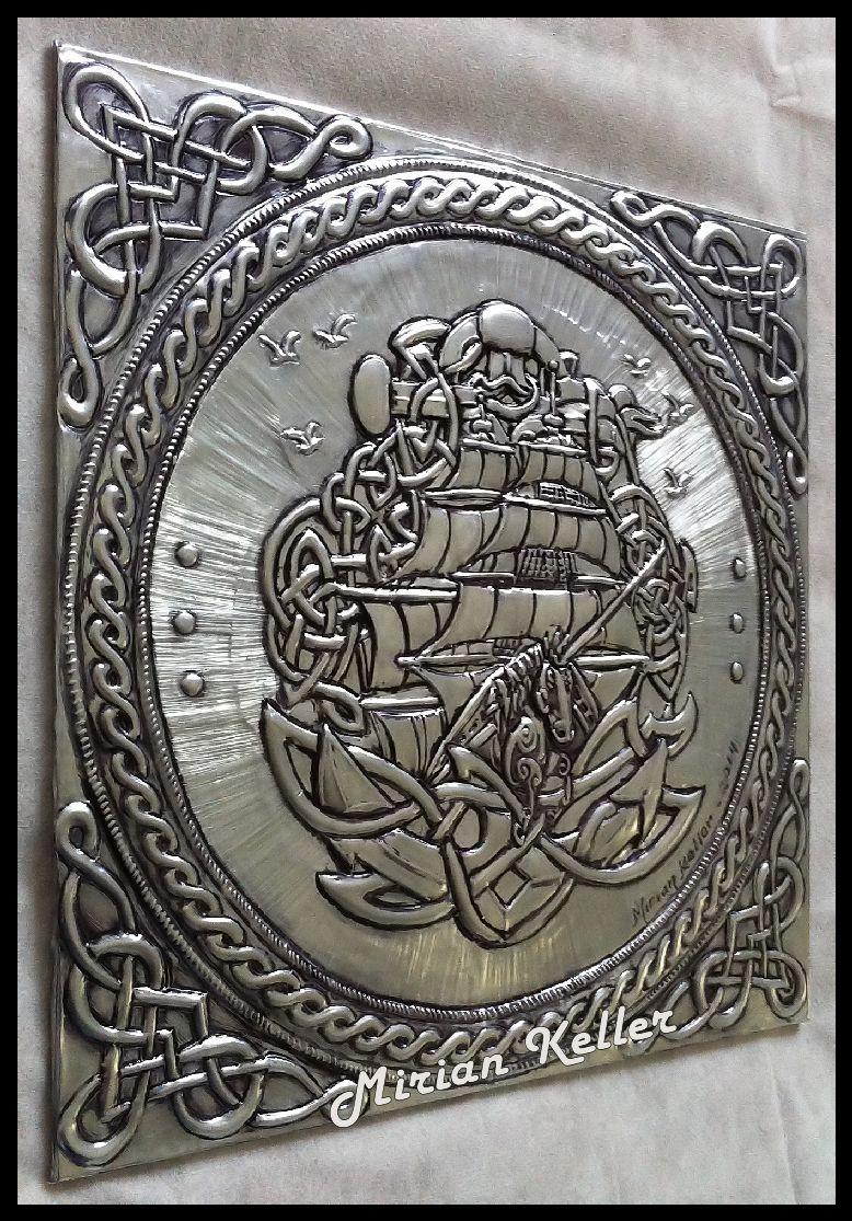 Blackmagic Metal Embossing Art Metal Engraving Metal Embossing