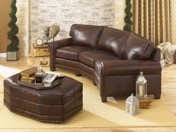 Smith Brothers Living Room Conversation Sofa 393 12   Indiana Furniture    Valparaiso, IN
