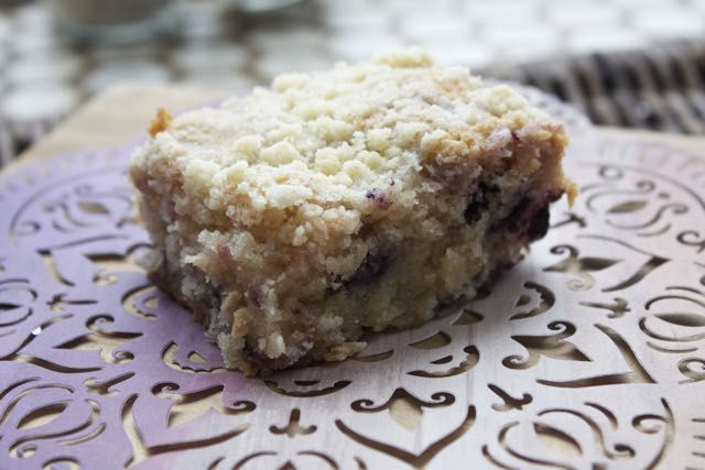 There is nothing quite like dessert for breakfast. Ha! :) Well…this crumb cake is part dessert and part low FODMAP berry yumminess.  A nice treat for your favorite FODMAPer. The inspiration f…