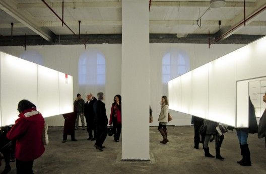 'An Imprint of Spain in China' Exhibition design and constructed by Polifactory in December 2011 at Shanghai´s Bund