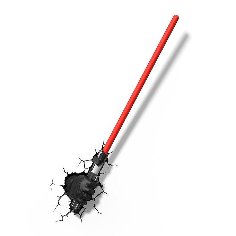 3d Ep 7 Star Wars Darth Vader Saber Deco Night Light Light Movie 3d Deco Light Night Light Kids
