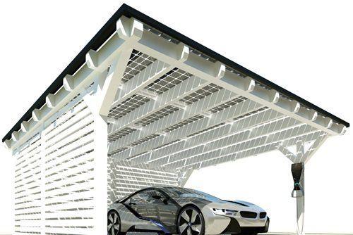 Das Solarcarport ist Testsieger. Preise sofort Online inkl
