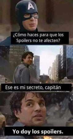 Memes Marvel