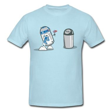robot_crush_spreadshirt T-Shirt | Spreadshirt | ID: 10541220