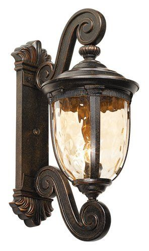 Bellagio™ Collection 24  High Outdoor Wall Light by John Timberland. $189.99. A  sc 1 st  Pinterest & Bellagio™ Collection 24