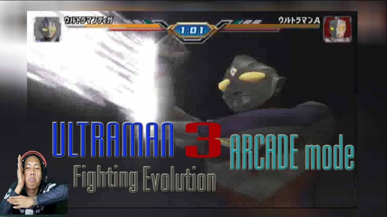ultraman fighting evolution 3 android