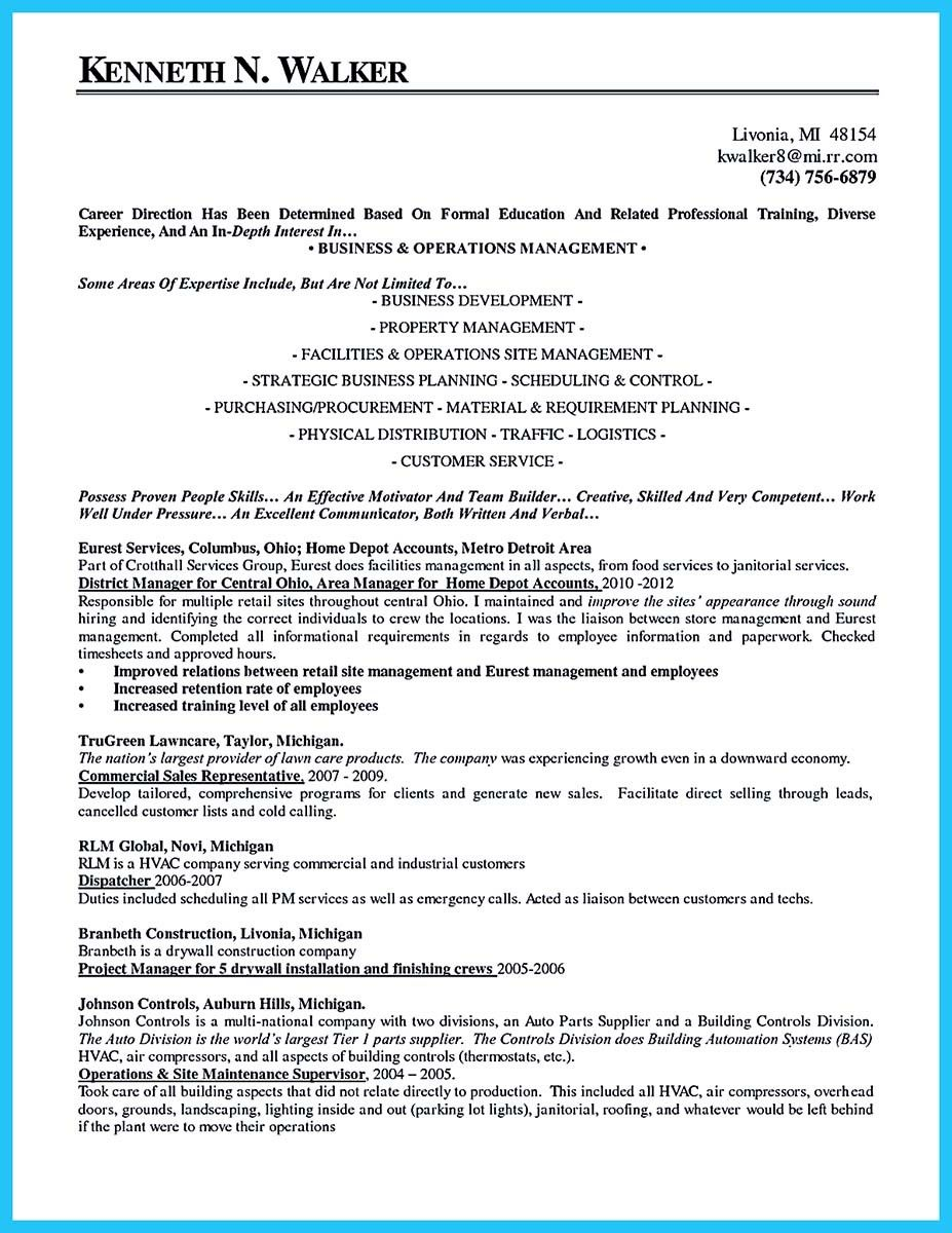 Awesome Outstanding Professional Apartment Manager Resume You Wish