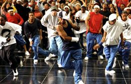 In The 2004 Chris Strokes Film You Got Served Best Friends David Omarion Grandberry And Elgin Marques Houston Pursue Their Dream Of Opening Up Their