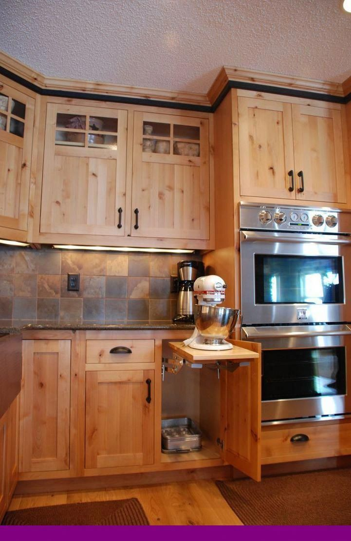 Unique Stain Ideas For Your DIY Kitchen Cabinets. | Pine ...