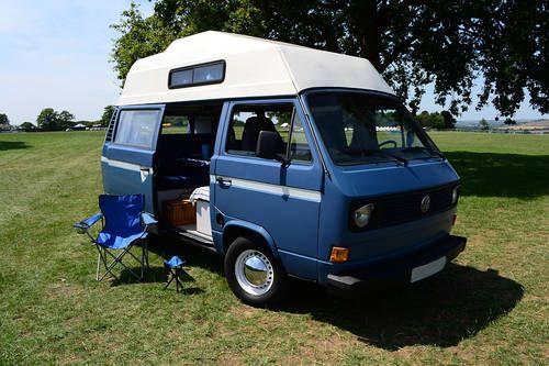 1980 Vw T25 Air Cooled L H D Bilbo Camper Van For Sale Van For Sale Camper Van Van