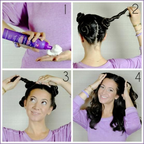 Aussomely Easy Beach Waves Beauty Trusper Tip Curly Hair Styles Long