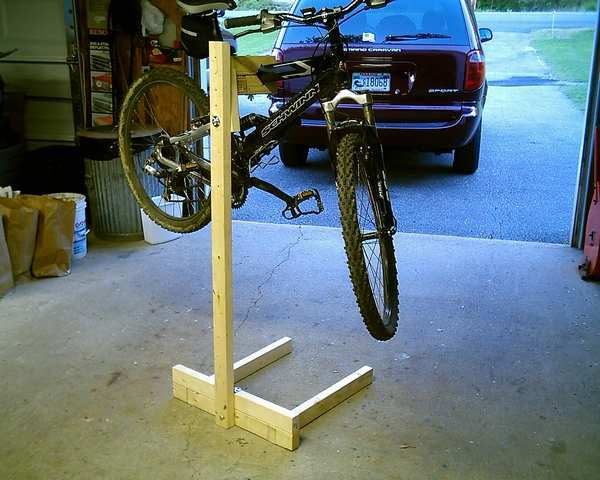 Pin On Bike Stand