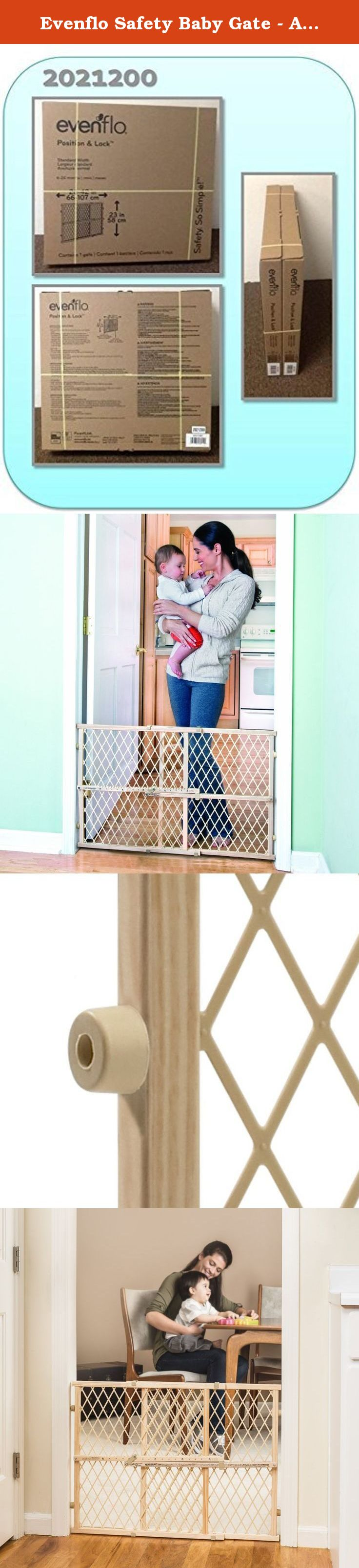 evenflo safety baby gate  adjustable extra wide and tall modern  - evenflo safety baby gate  adjustable extra wide and tall modern retractablegates for stairs