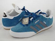 2ab2df98064 13 Adidas SUPER Samba Men s Blue Gray White Shoes dragon superstar G64589